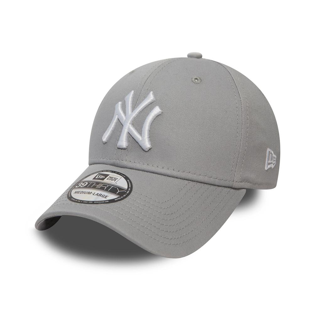 New Era - NY Yankees 39Thirty - Flexfit - Grey