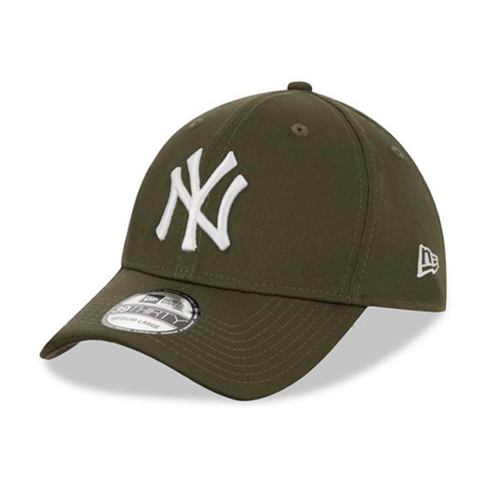 New Era - NY Yankees 39Thirty - Flexfit - Olive