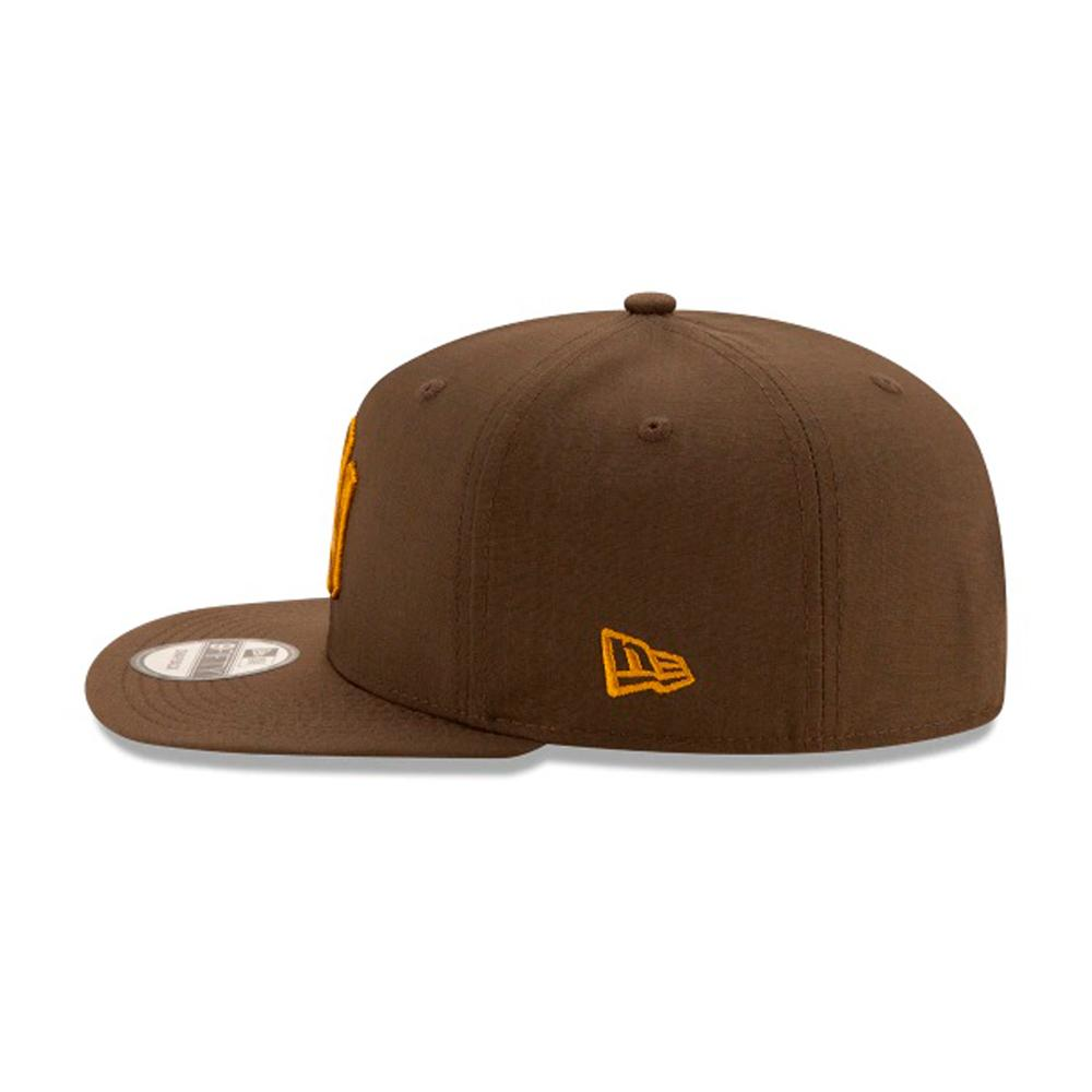 New Era - NY Yankees 9Fifty Utility - Snapback - Brown/Gold