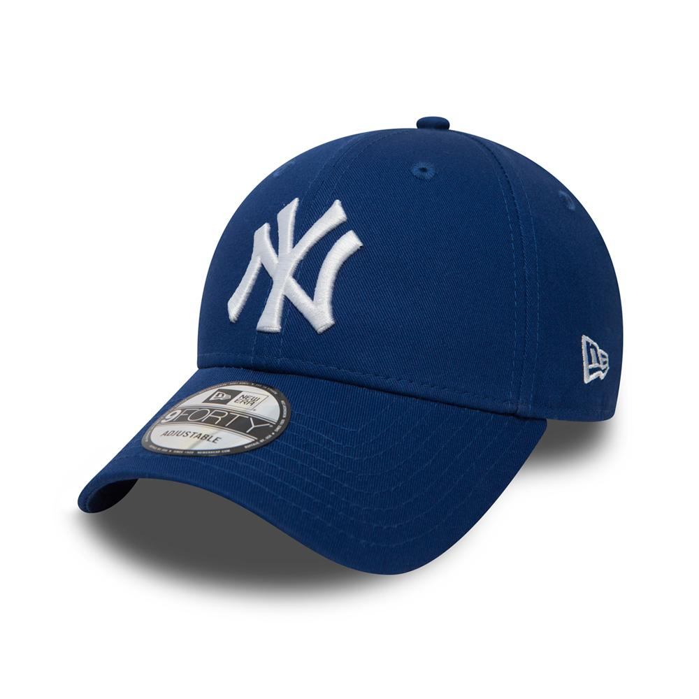 New Era - NY Yankees 9Forty - Adjustable - Blue