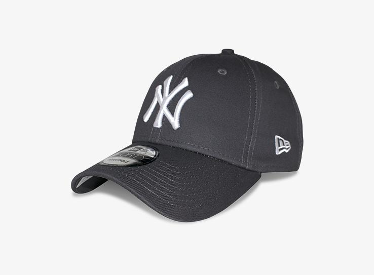 New Era - NY Yankees 9Forty - Adjustable - Dark Grey