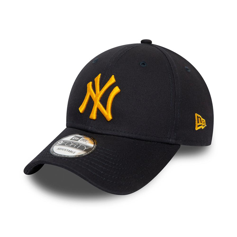New Era - NY Yankees 9Forty Essential - Adjustable - Navy/Yellow