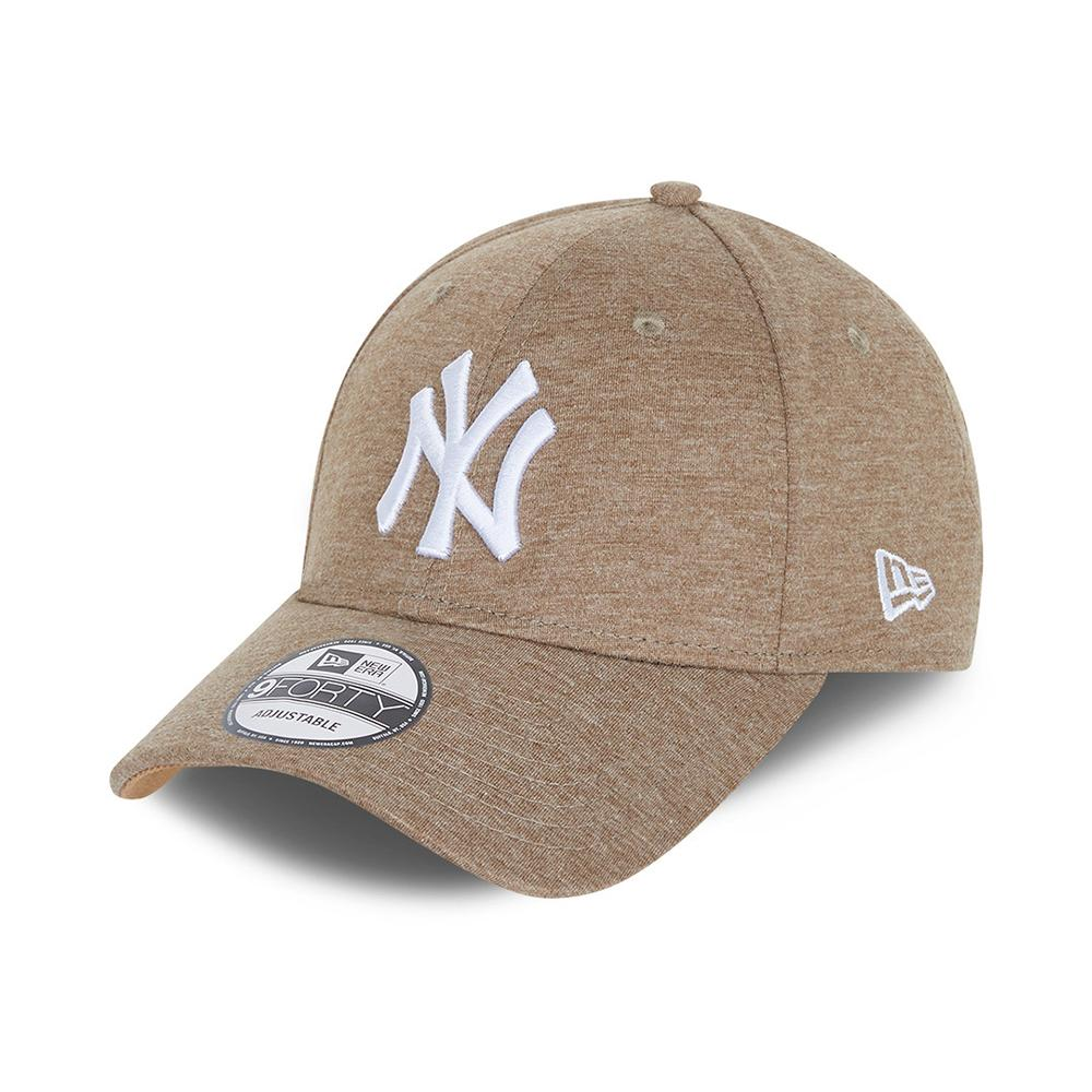 New Era - NY Yankees 9Forty Jersey - Adjustable - Beige