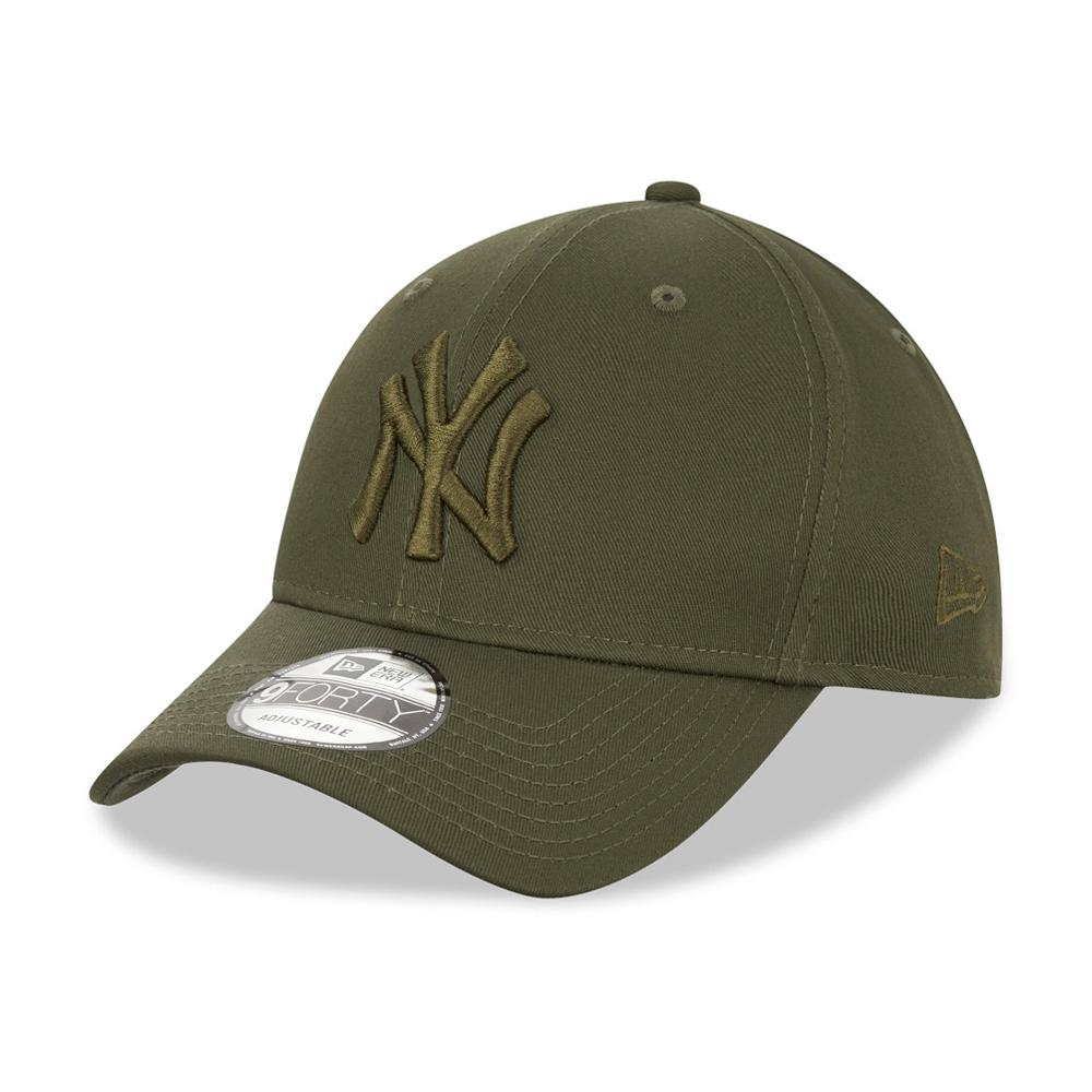 New Era - NY Yankees 9Forty - Snapback - Olive/Olive