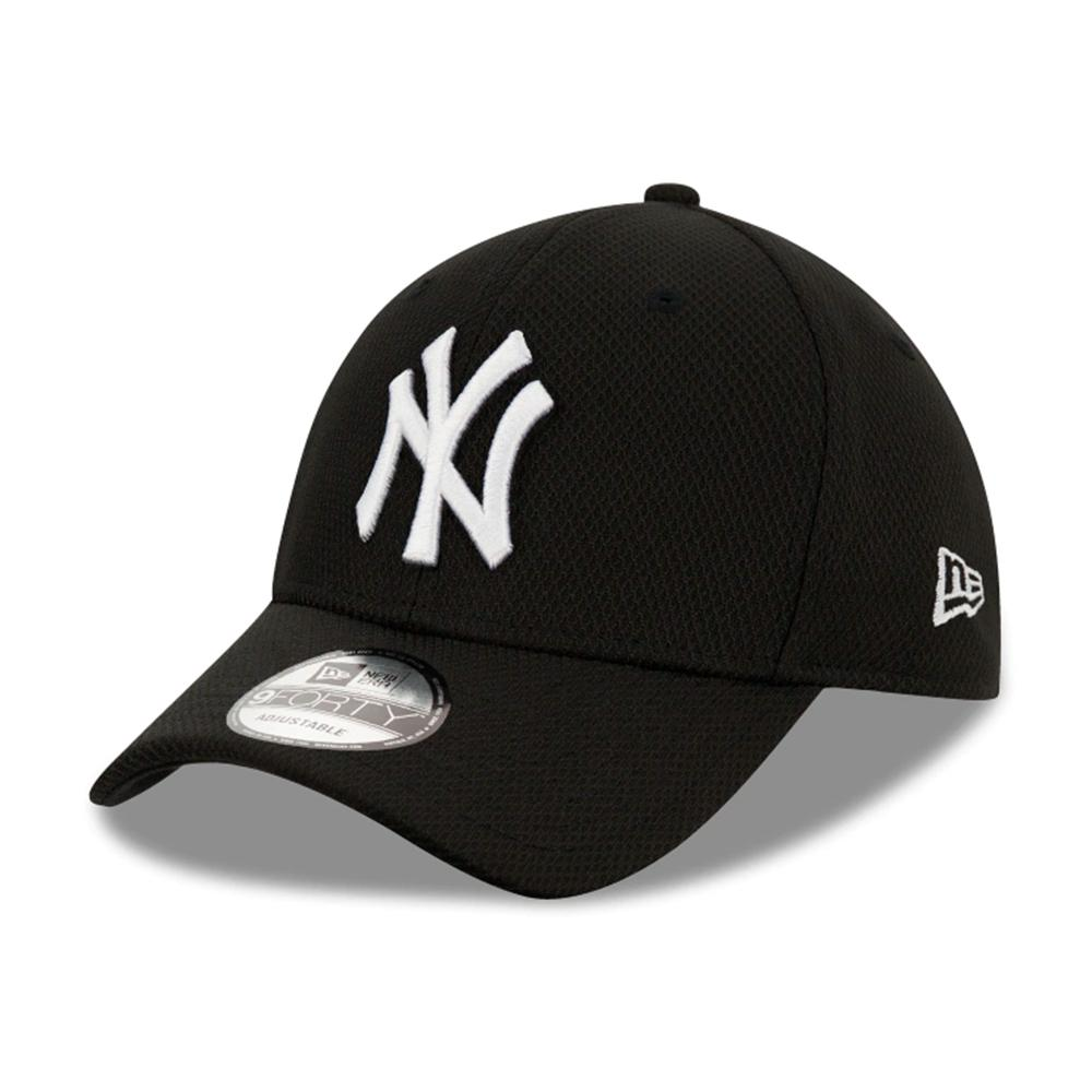 New Era - NY Yankees Diamond Era 9Forty - Adjustable - Black