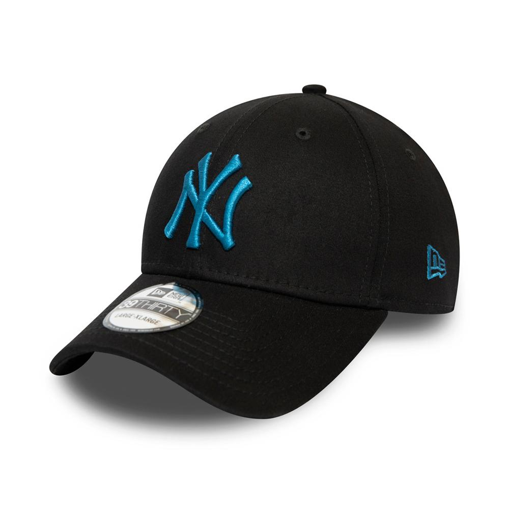 New Era - NY Yankees Essential 39Thirty - Flexfit - Black/Blue