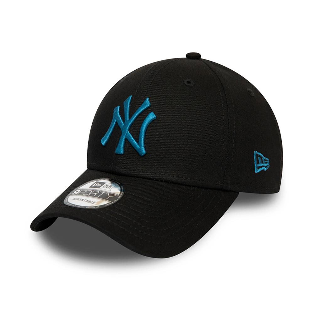 New Era - NY Yankees Essential 9Forty - Adjustable - Black/Blue