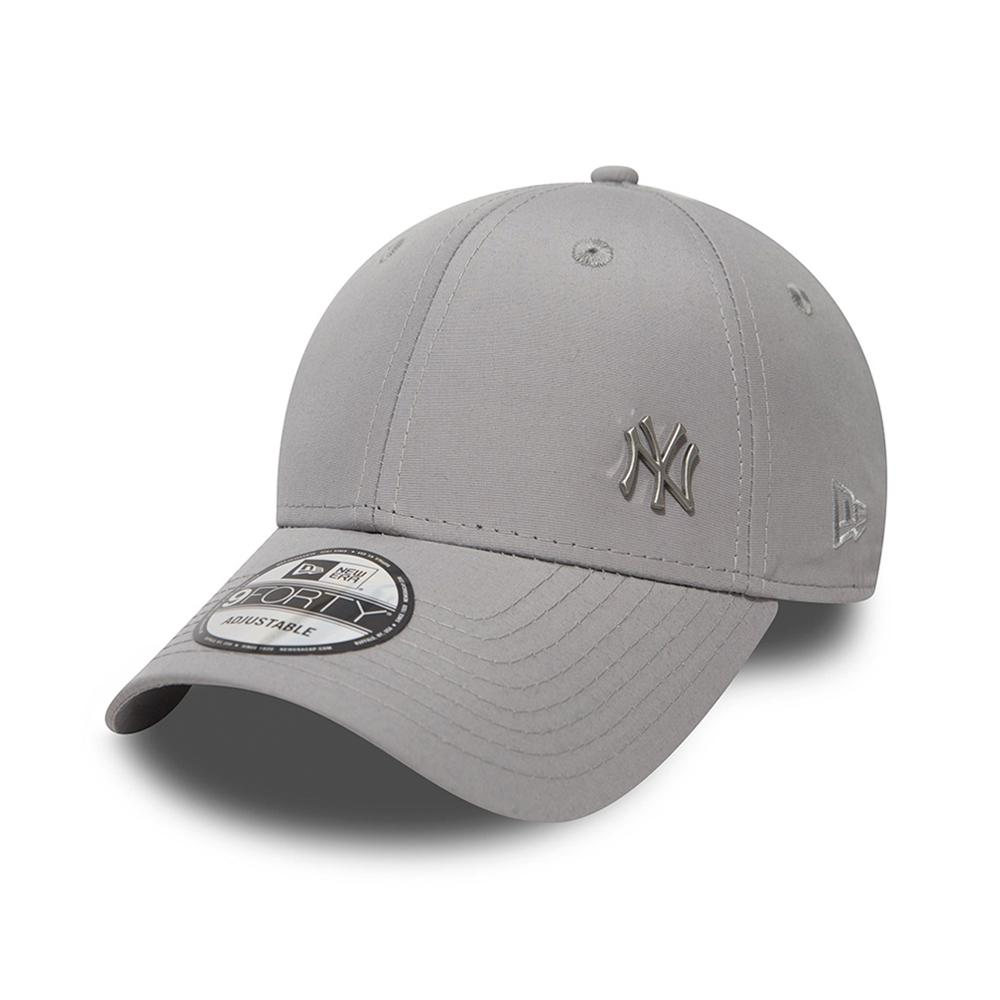 New Era - NY Yankees Flawless 9Forty - Adjustable - Grey