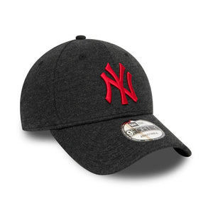 New Era - NY Yankees Jersey 9Forty - Adjustable - Black/Red