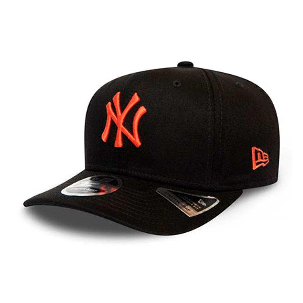 New Era - NY Yankees Stretch Snap 9Fifty - Snapback - Black/Orange