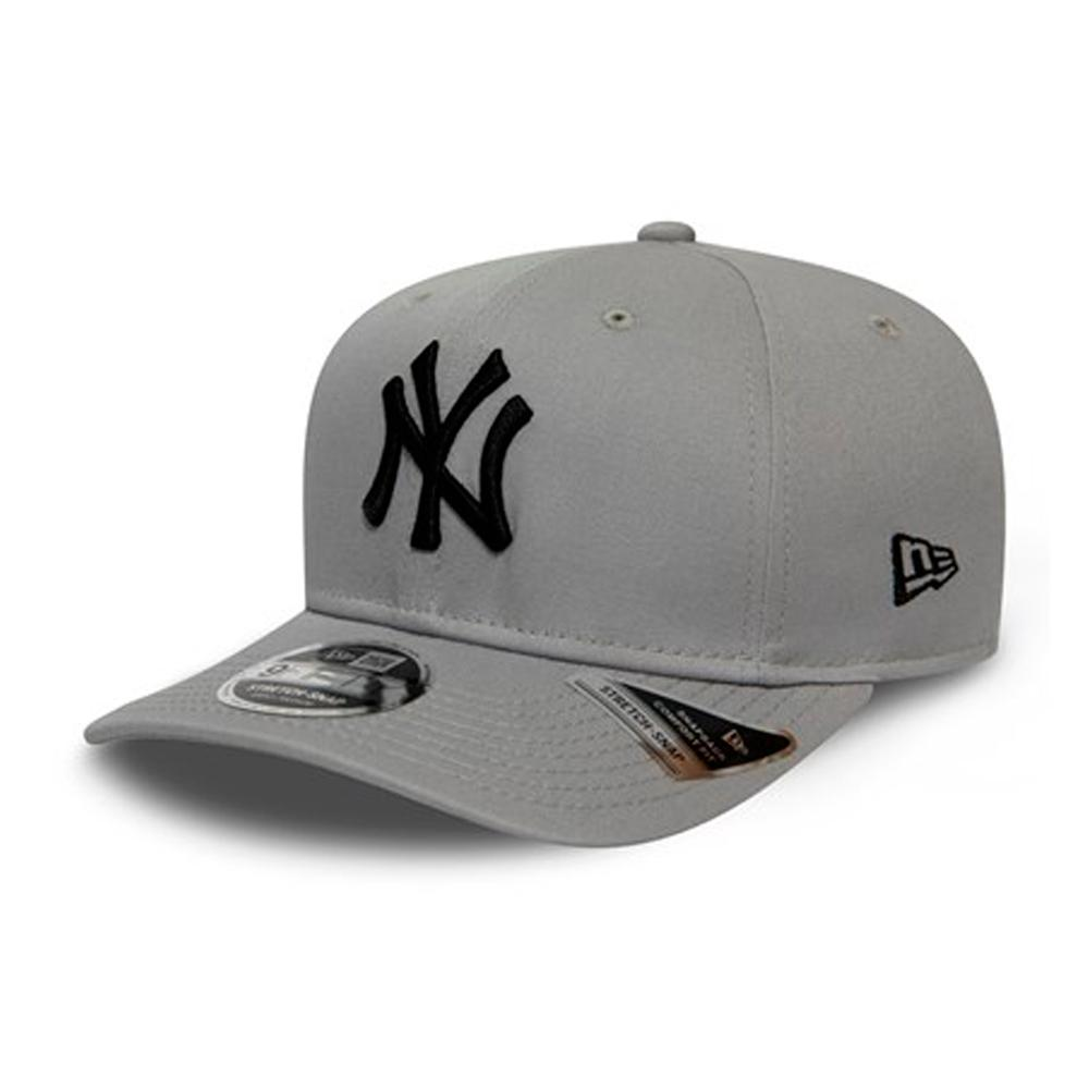 New Era - NY Yankees Stretch Snap 9Fifty - Snapback - Grey/Black