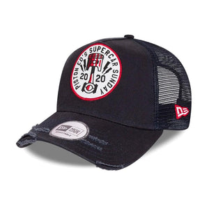 New Era - Race Patch A Frame - Trucker/Snapback - Navy