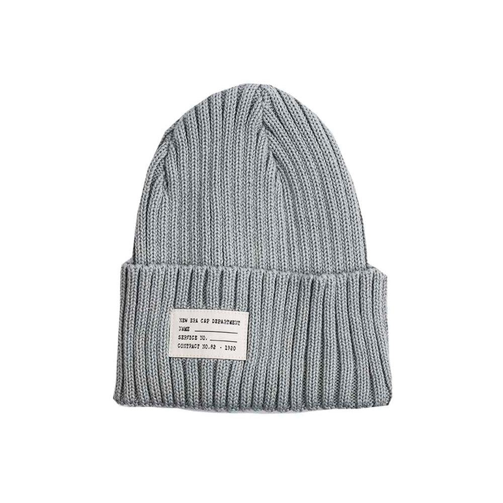 New Era - Watch Knit - Beanie - Dolphin Grey