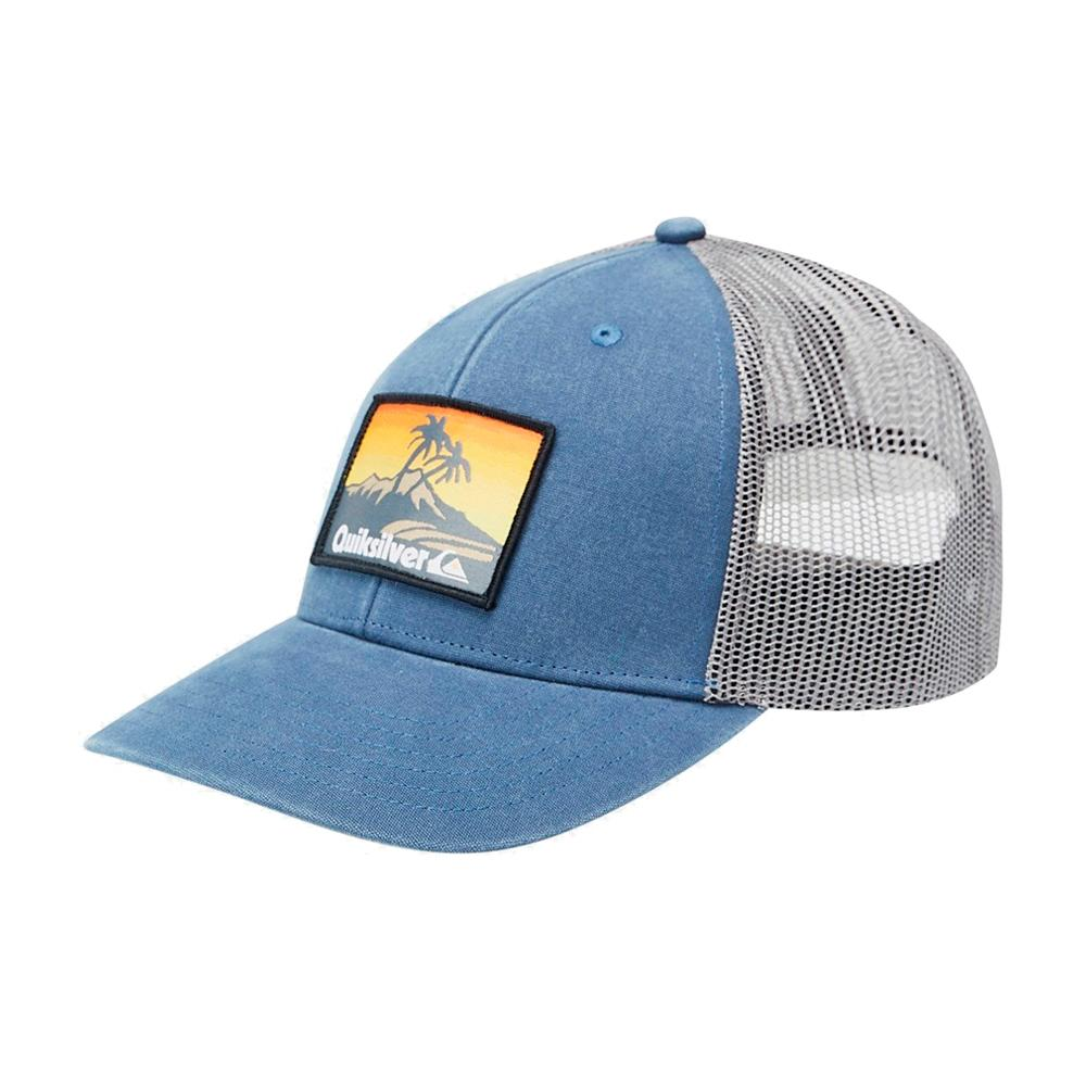 Quiksilver - Clean Meanie - Trucker/Snapback - India INK