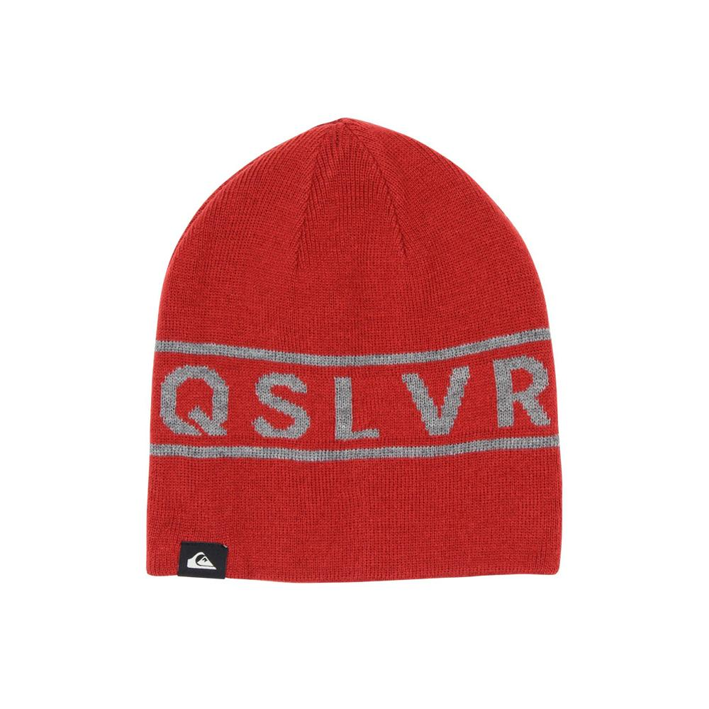 Quiksilver - Knox - Beanie - Red
