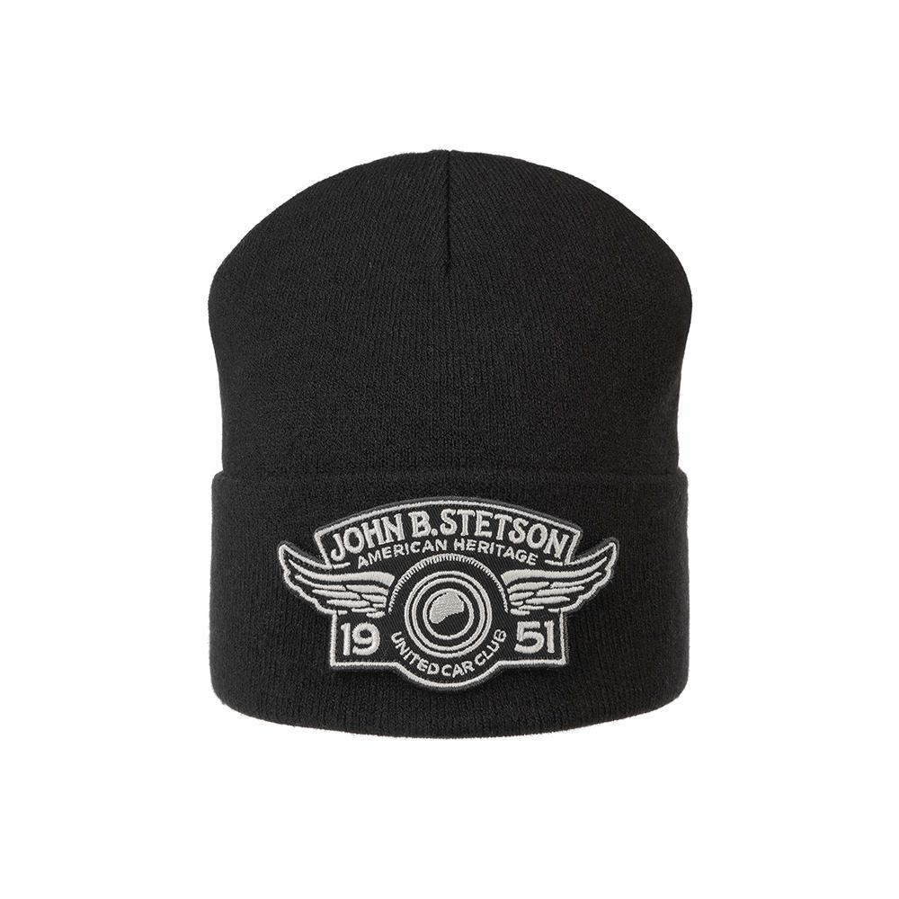 Stetson - Car Club - Beanie - Black