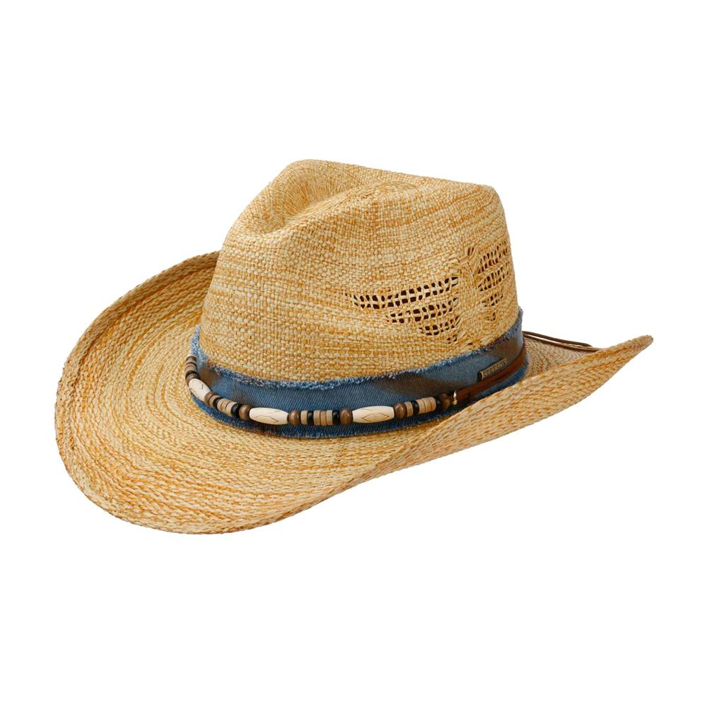 Stetson - East Oklahoma Western Hat - Straw Hat - Nature