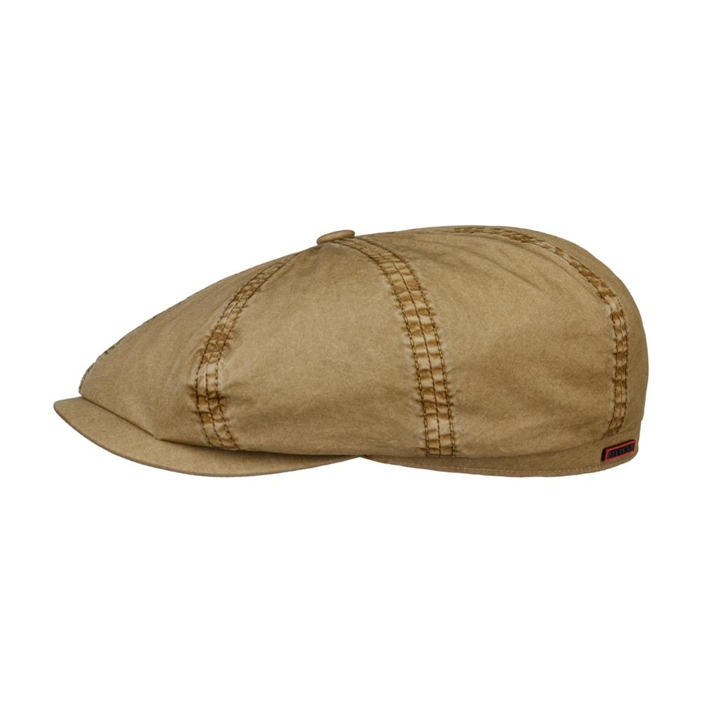 Stetson - Hatteras Outdoor - Sixpence/Flat Cap - Brown