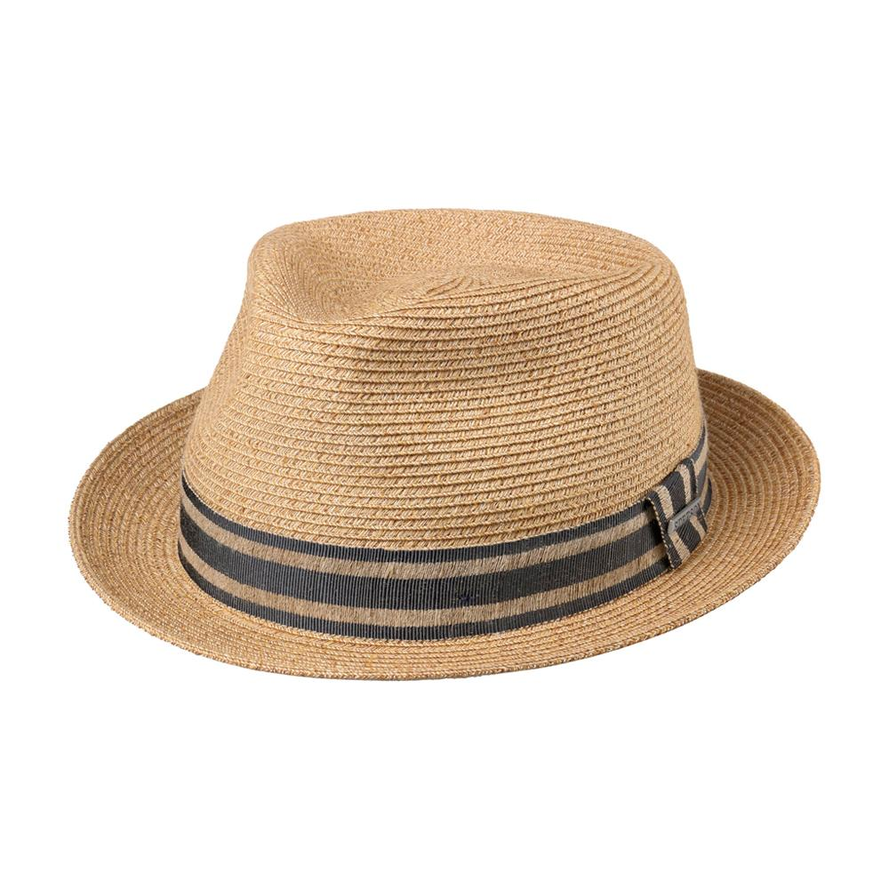 Stetson - Korello Linen Mix - Straw Hat - Beige