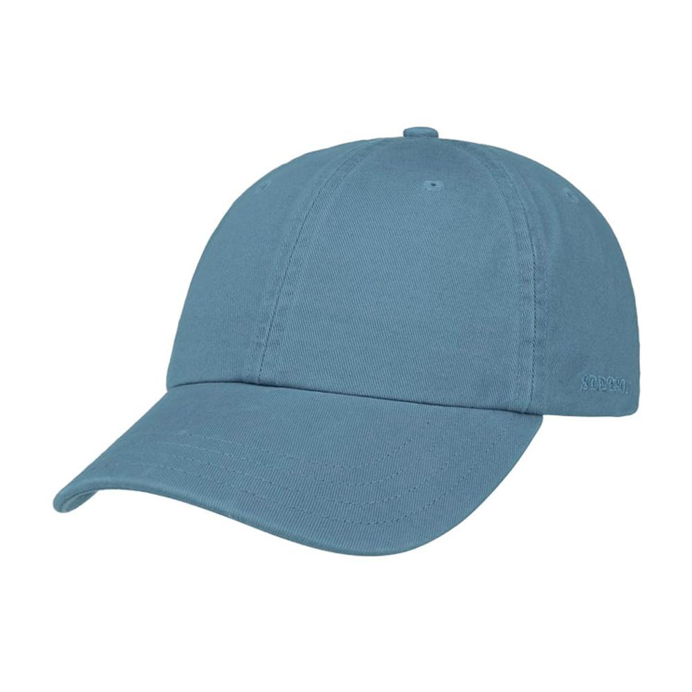 Stetson - Rector Baseball Cap - Adjustable - Blue