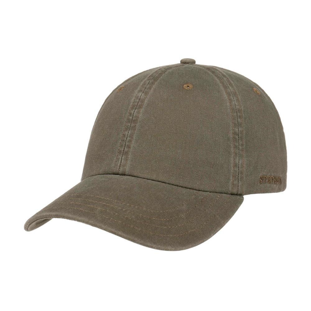 Stetson - Rector Baseball Cap - Adjustable - Olive