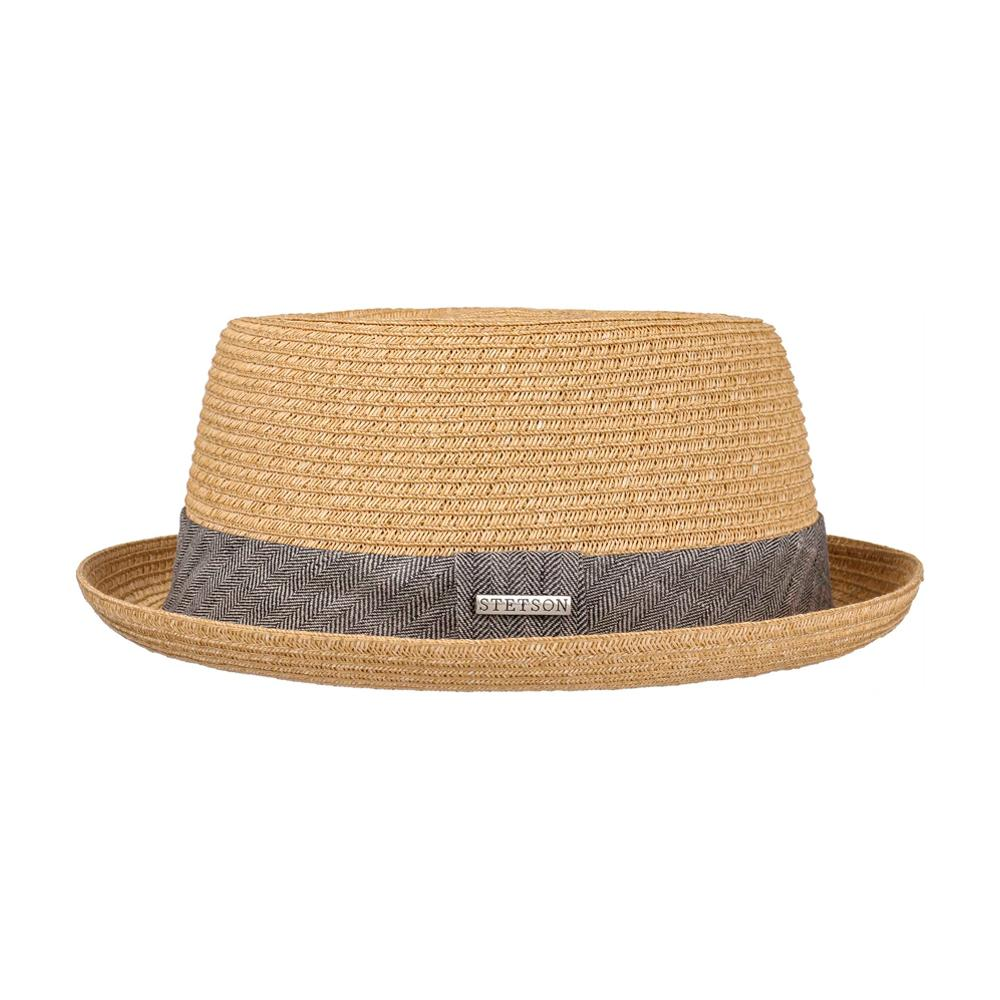 Stetson - Robstown Pork Pie Toyo - Straw Hat - Nature