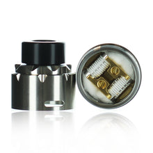 Load image into Gallery viewer, Advken Notch 24mm RDA