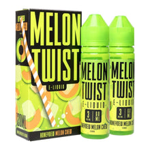 Load image into Gallery viewer, Melon Twist Collection 2x60ml Vape Juice
