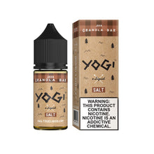 Load image into Gallery viewer, Yogi Salts Collection 30ml Nic Salt Vape Juice