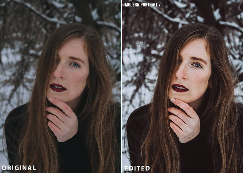 Modern Portrait Lightroom Presets Lightroom Presets Presetsh