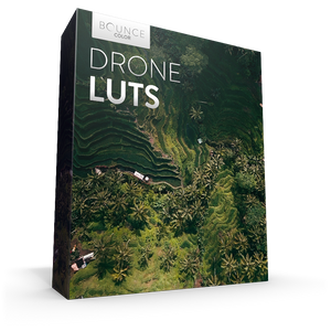 DJI Moody Drone LUTs LUTS Bounce Color