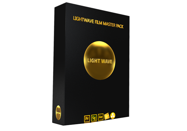LightWave Film Master Pack LUTS LightWave Cinema
