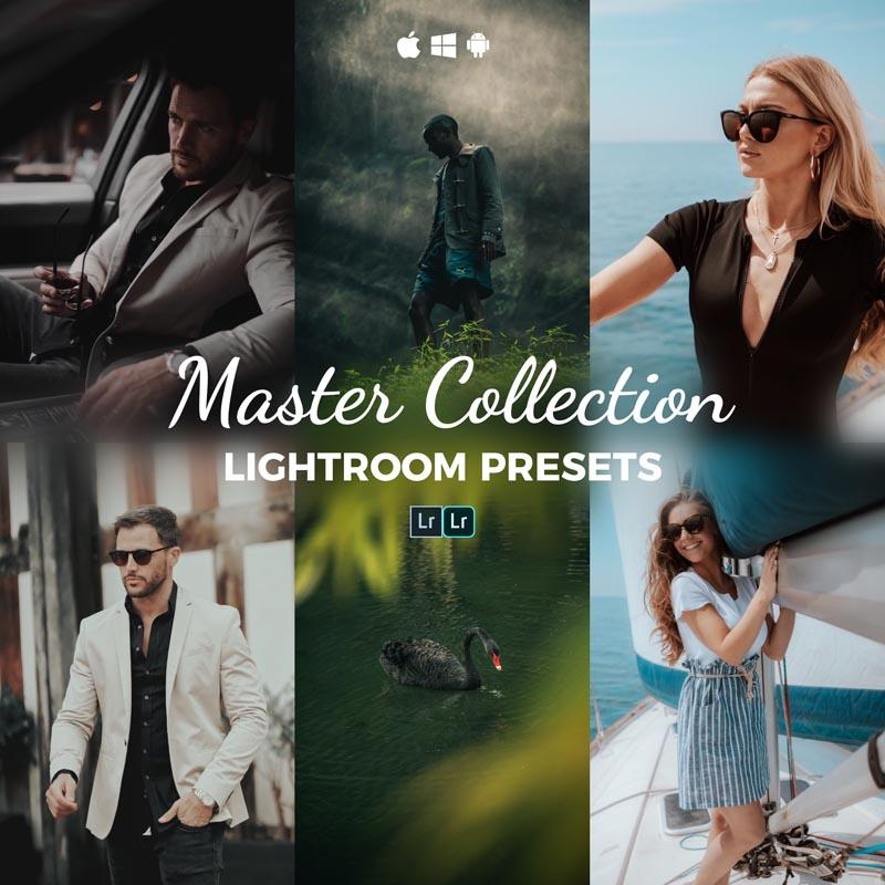 Master Collection Lightroom Presets | Tanzania, Tone & Summer Lightroom Presets Bounce Color