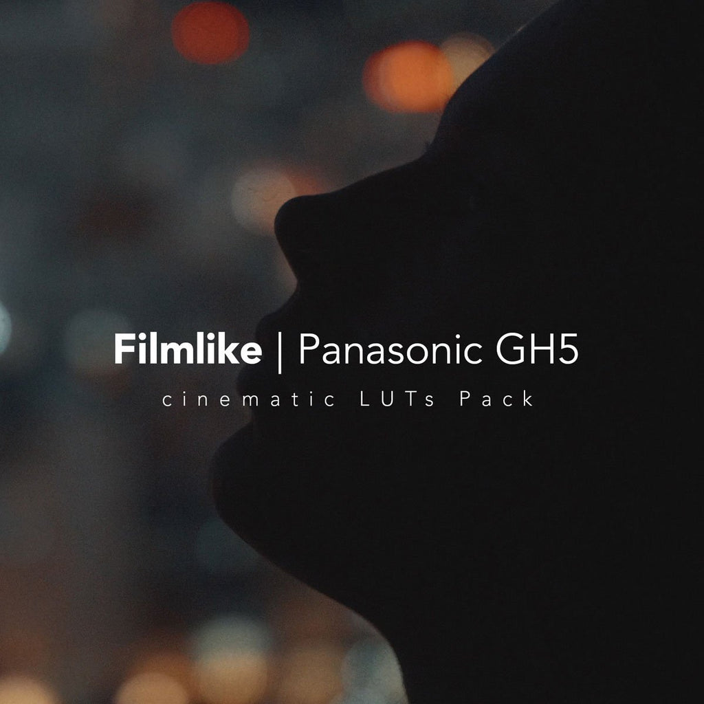 Film Like / Panasonic LUT LUTS Filippo Cinotti
