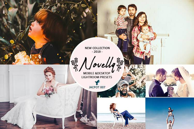 Novellq Mobile & Desktop Lightroom Presets Lightroom Presets graphics martz