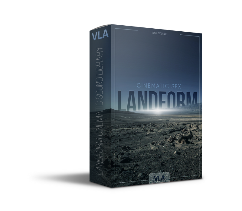 Landform SFX / Vastland Audio SFX Malyshev Mark