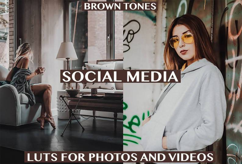 CINEMATIC Travel Social Media Film LUTS for Videos / Moody / Lifestyle LUTS Thiago Vibesp