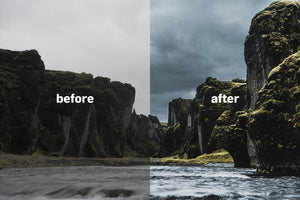 Landscape Lightroom Presets Lightroom Presets Visuals Kingdom