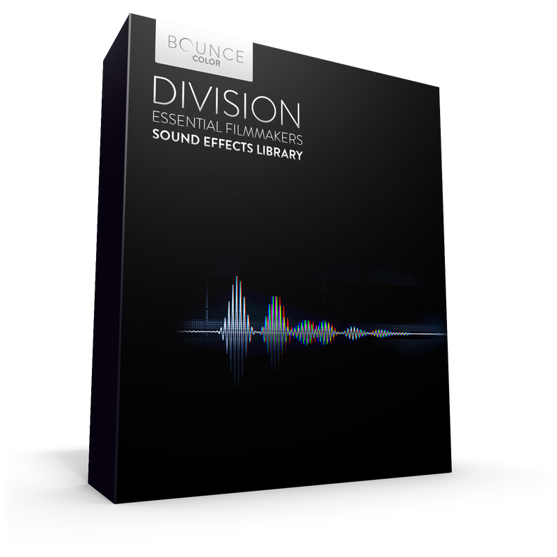Division Cinematic Sound Effects SFX Lui Peng