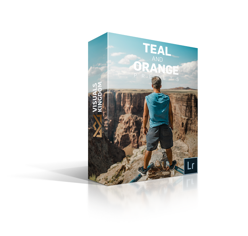 Teal and Orange Lightroom Presets Lightroom Presets Visuals Kingdom