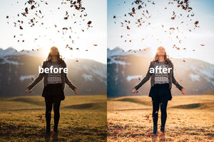 Golden Hour Lightroom Presets Lightroom Presets Visuals Kingdom