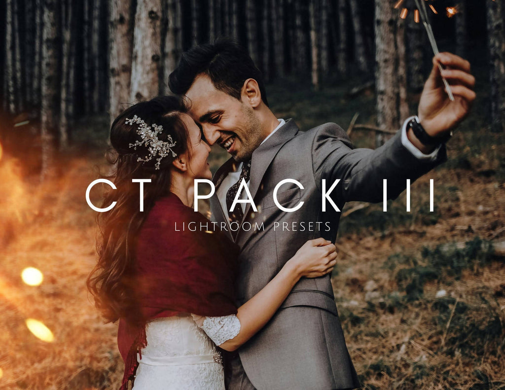 Dark and Moody Lightroom Presets Pack 3 for Desktop & Mobile