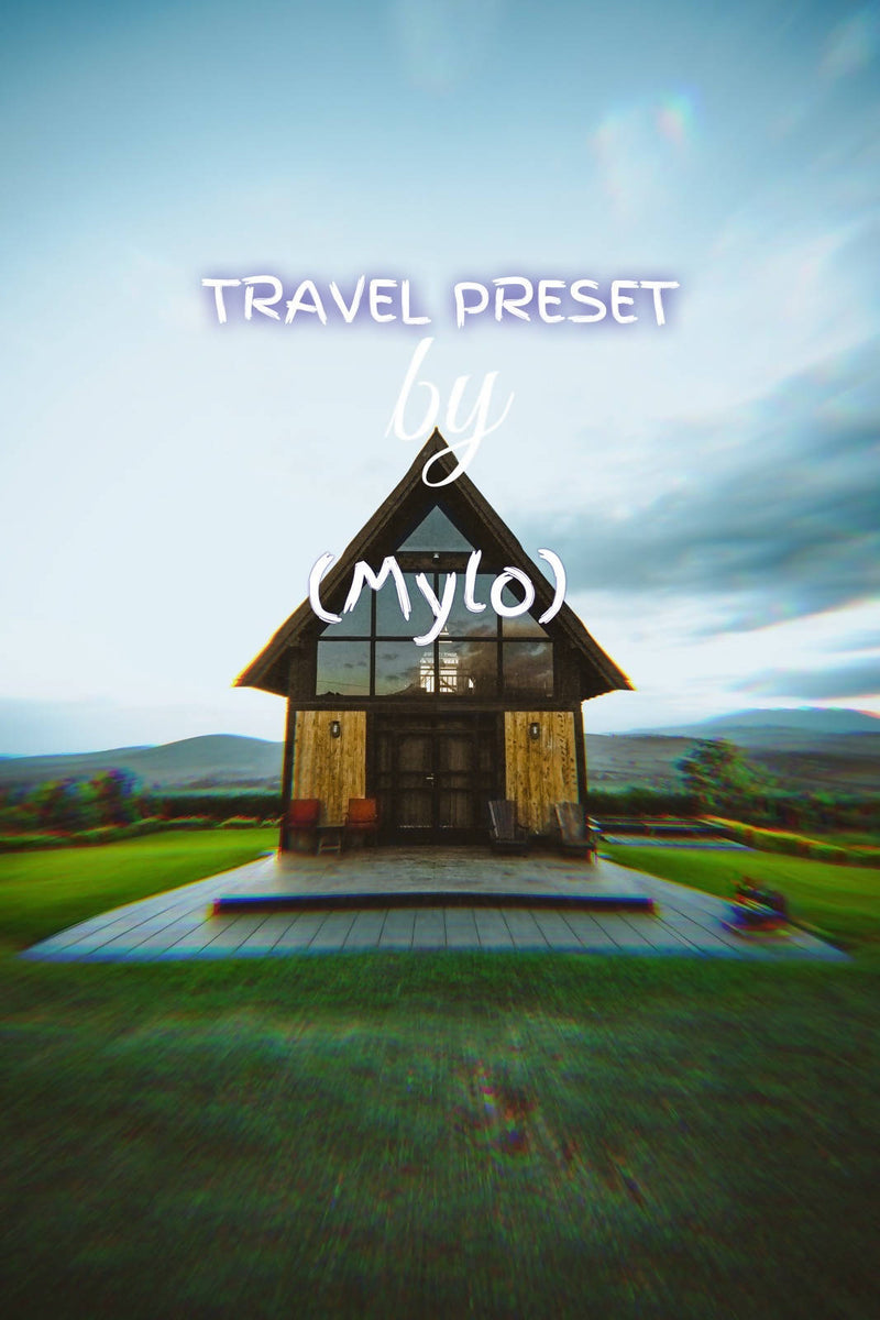 Travel preset