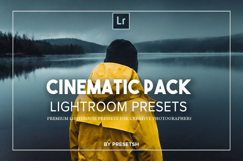 Cinematic Lightroom Presets by Presetsh Lightroom Presets Presetsh