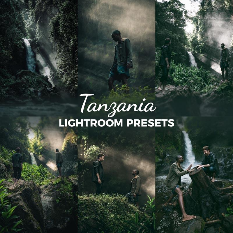 Tanzania Lightroom Presets | Mobile & Desktop Lightroom Presets Bounce Color