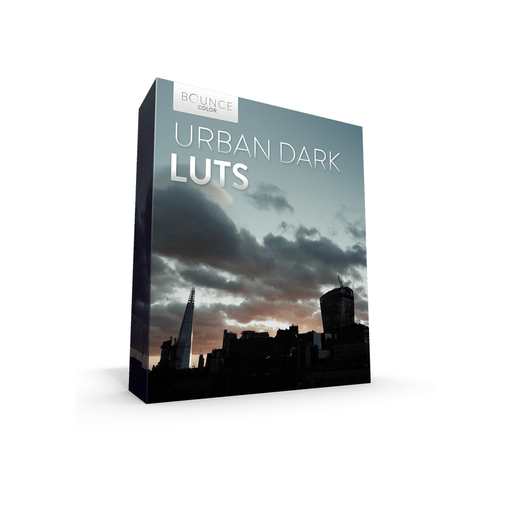 urban dark luts