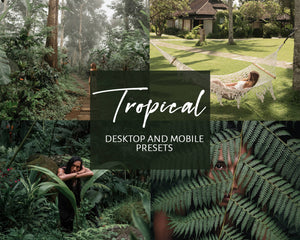 Tropical Preset Pack