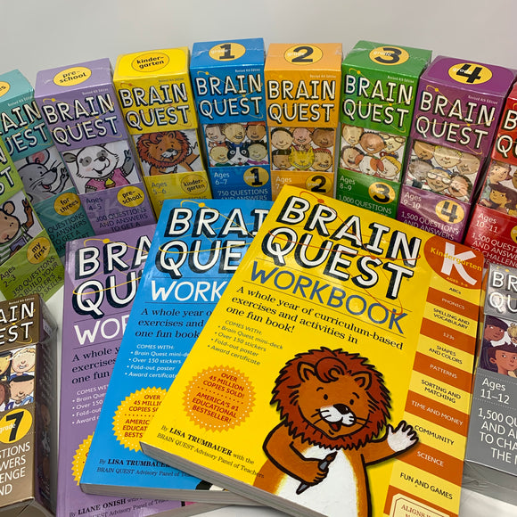 Brain Quest Learning Tools