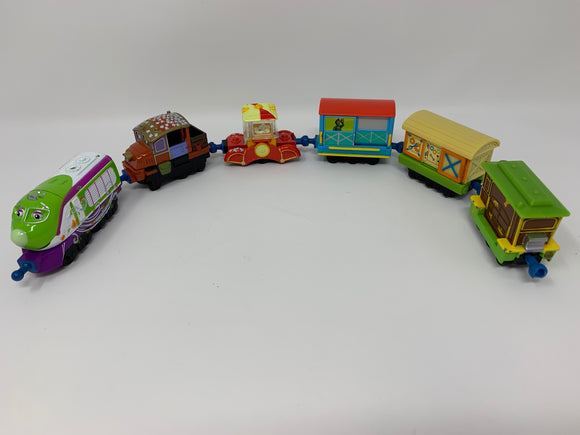 Chuggington Diecast Trains