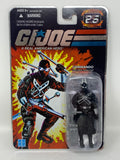 G.I. Joe 25th Anniversary 'Snake Eyes' Commando (v.34)